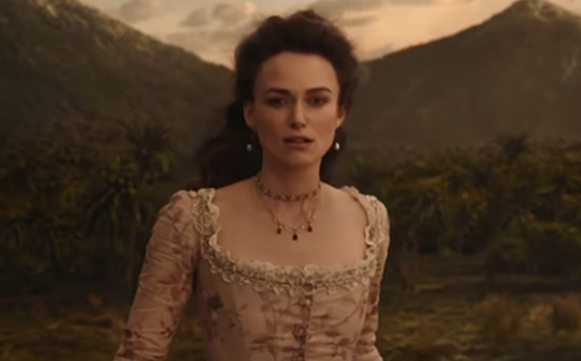 Speelt Keira Knightley toch mee in de nieuwe Pirates of the Caribbean?