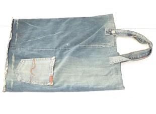 Zelfmaak – Jeans tas