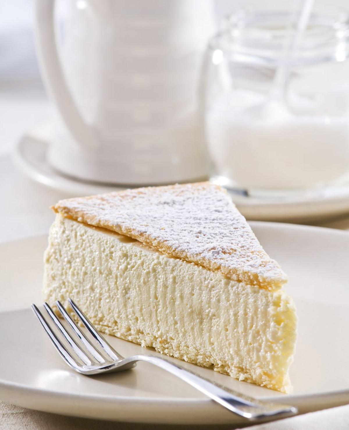 Deze cheesecake met witte chocolade moet je nú meteen proberen