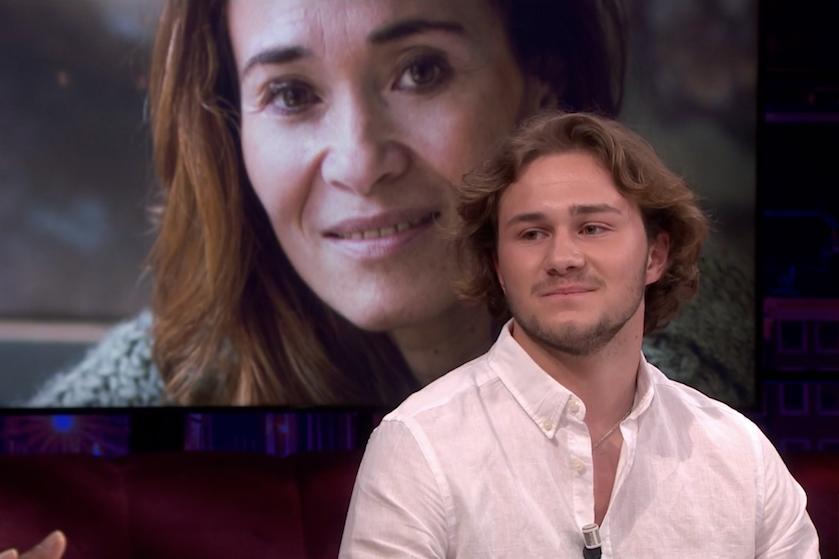 Kijkers 'Humberto' houden het niet droog bij prachtig interview met man en zoon Bibian Mentel