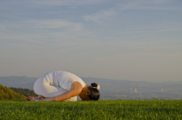 Yoga the physical way towards enlightenment