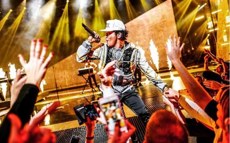 YAY! Bruno Mars komt binnenkort naar Nederland!