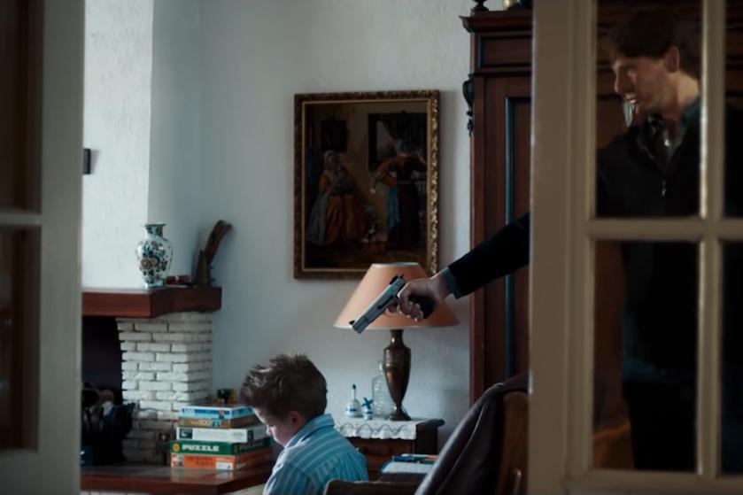 'Judas' de serie verschijnt bíjna en déze topacteur speelt Willem Holleeder