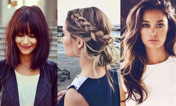 Dit zijn de 10 populairste haarstijlen op Pinterest