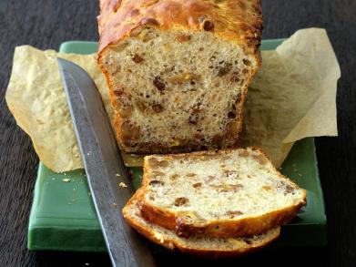 Recept: noten-rozijnenbrood
