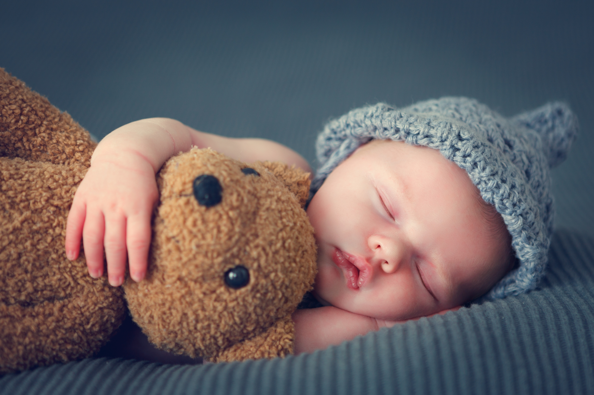 Bewezen: dít is waarom baby's altijd zo heerlijk ruiken!