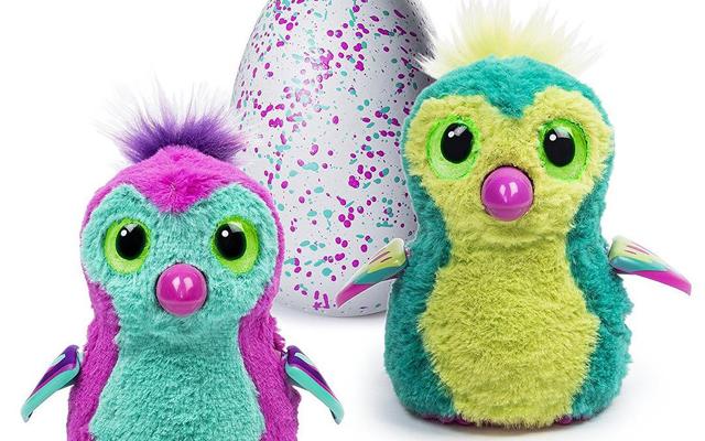 Hatchimals zijn hét kerstcadeau dat iedereen wilt dit jaar!