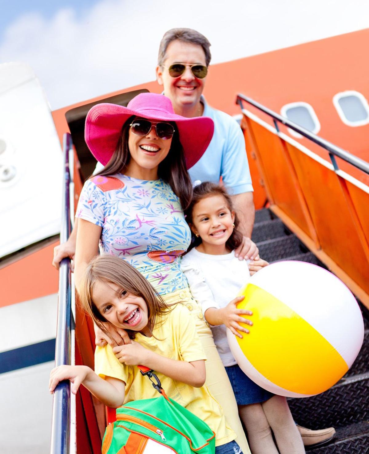 Met deze tips ga je relaxed het vliegtuig in!