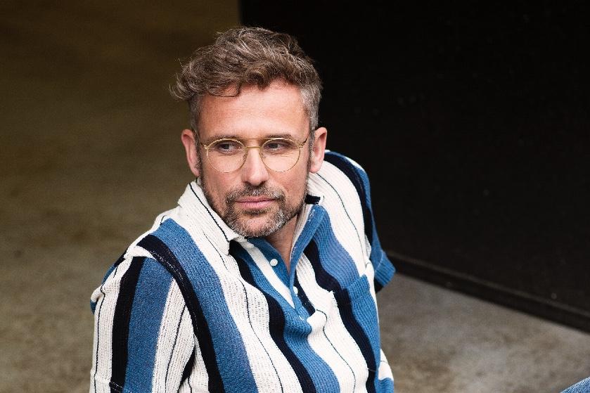 Patrick Martens: 'Die theaterwereld was voor mij een soort vlucht om niet mezelf te hoeven zijn'