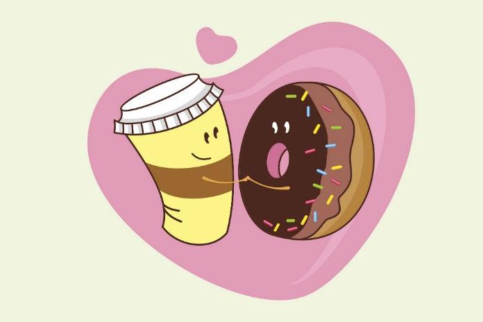 Dit wil je: Dunkin' Donuts komt met Valentijnsdonuts