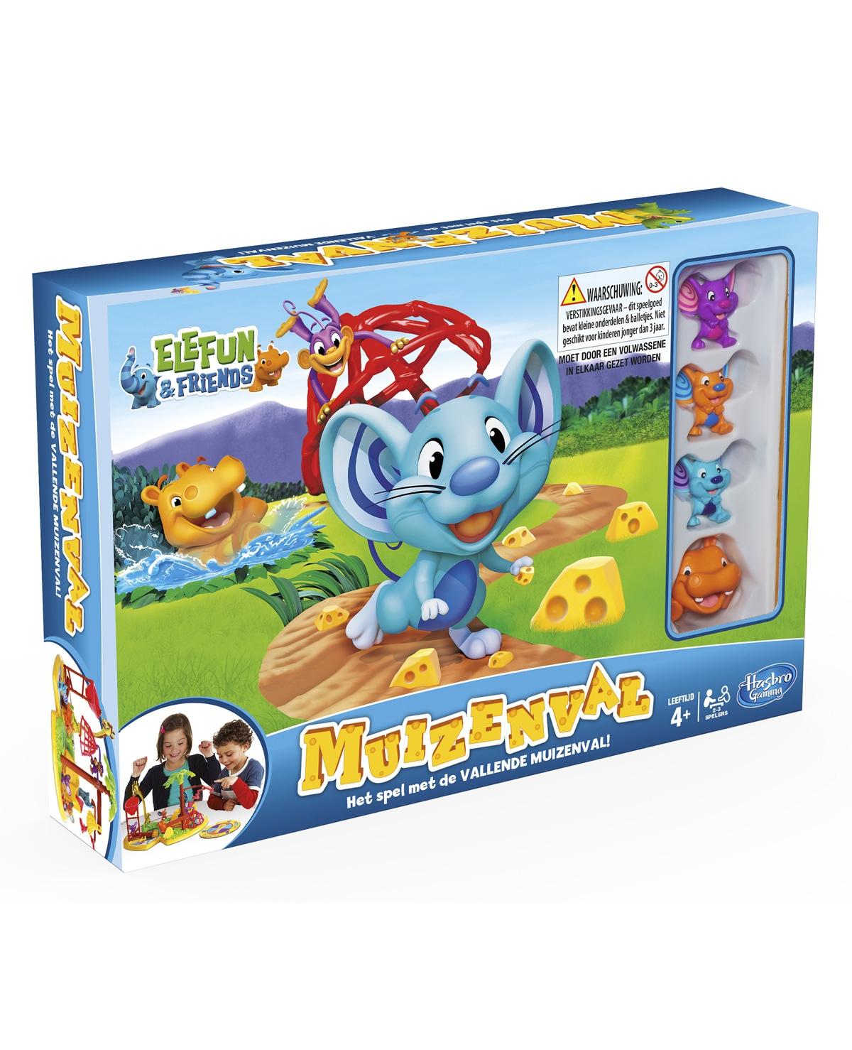 Win het spel 'Muizenval'