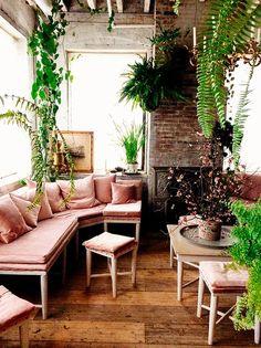 Pinspiration: mooi roze is niet lelijk in je interieur