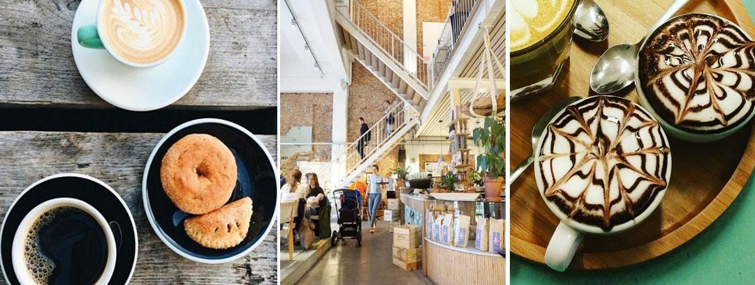 Op deze 5 plekken drink je de beste koffie van Amsterdam