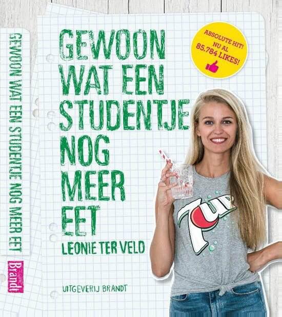 Win: 'Gewoon wat een studentje nog meer eet'