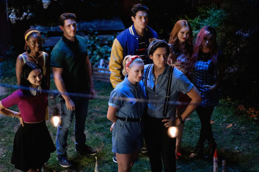 'Riverdale'-actrice knoopt scenarioschrijvers op aan hoogste boom: 'Ik word gebruikt'