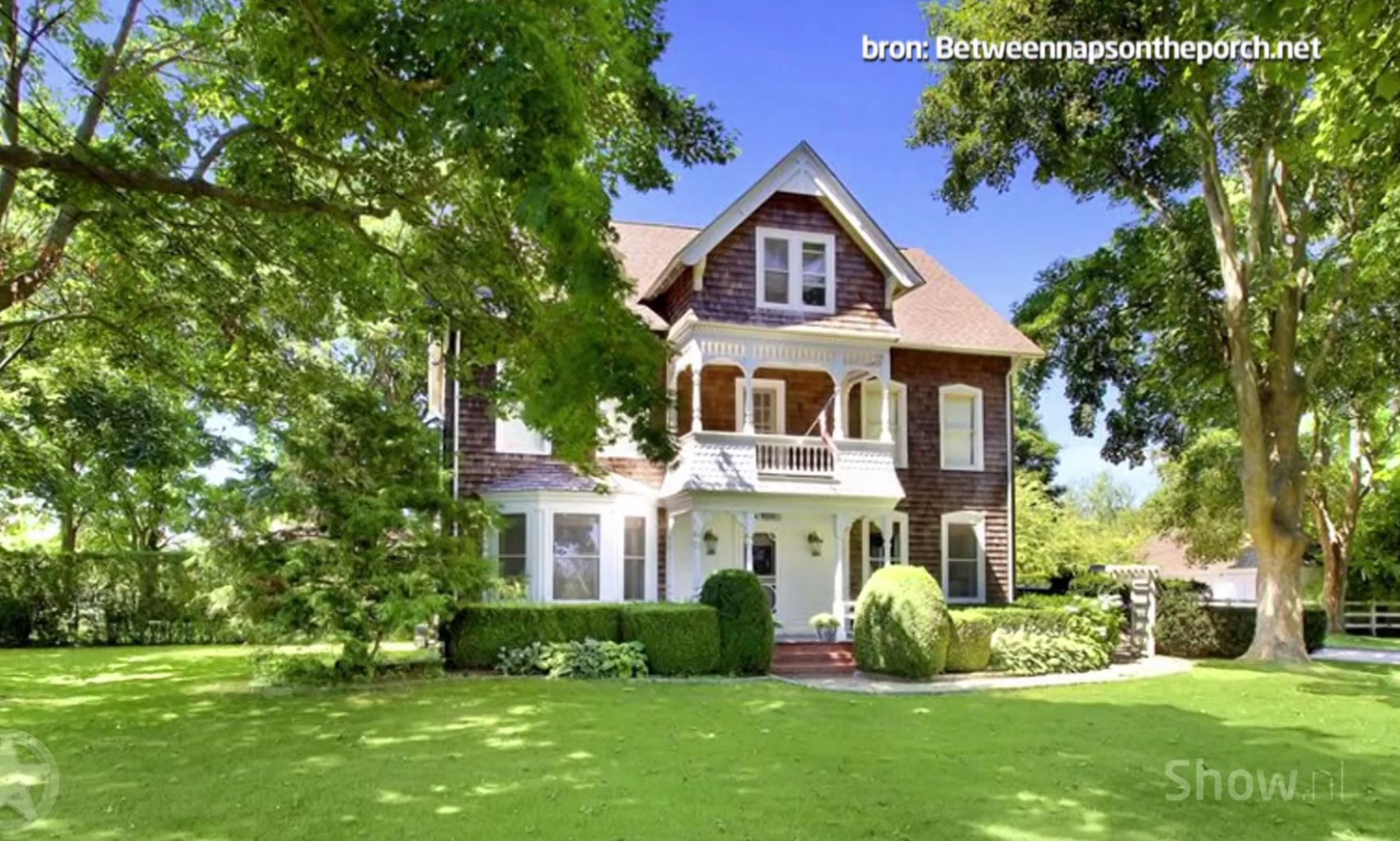 Binnenkijken bij Jimmy Fallons villa in de Hamptons