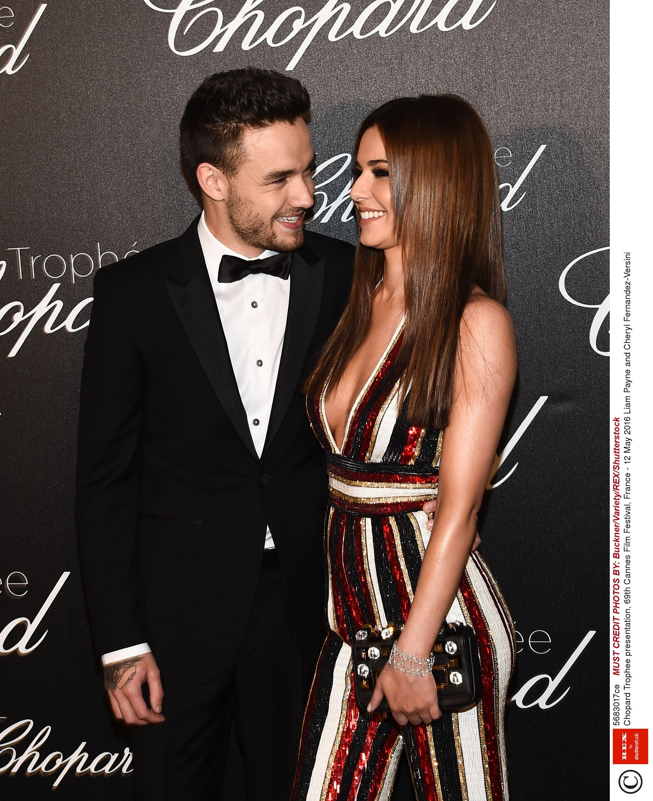 Aandoenlijk! Cheryl en Liam Payne maken samen kerstkaarten