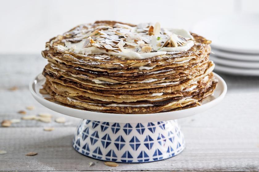 Hé, pannenkoek! Met deze recepten voor pannenkoeken is het altijd feest