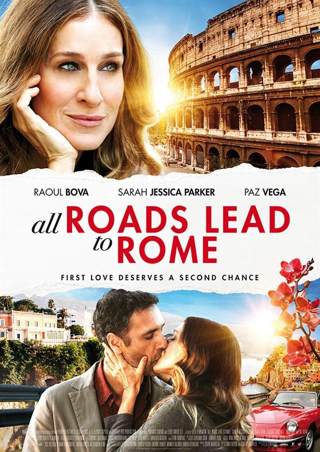 Win kaartjes voor de Flair-voorvertoning van All roads lead to Rome