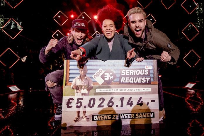 3FM's Serious Request krijgt nieuwe invulling