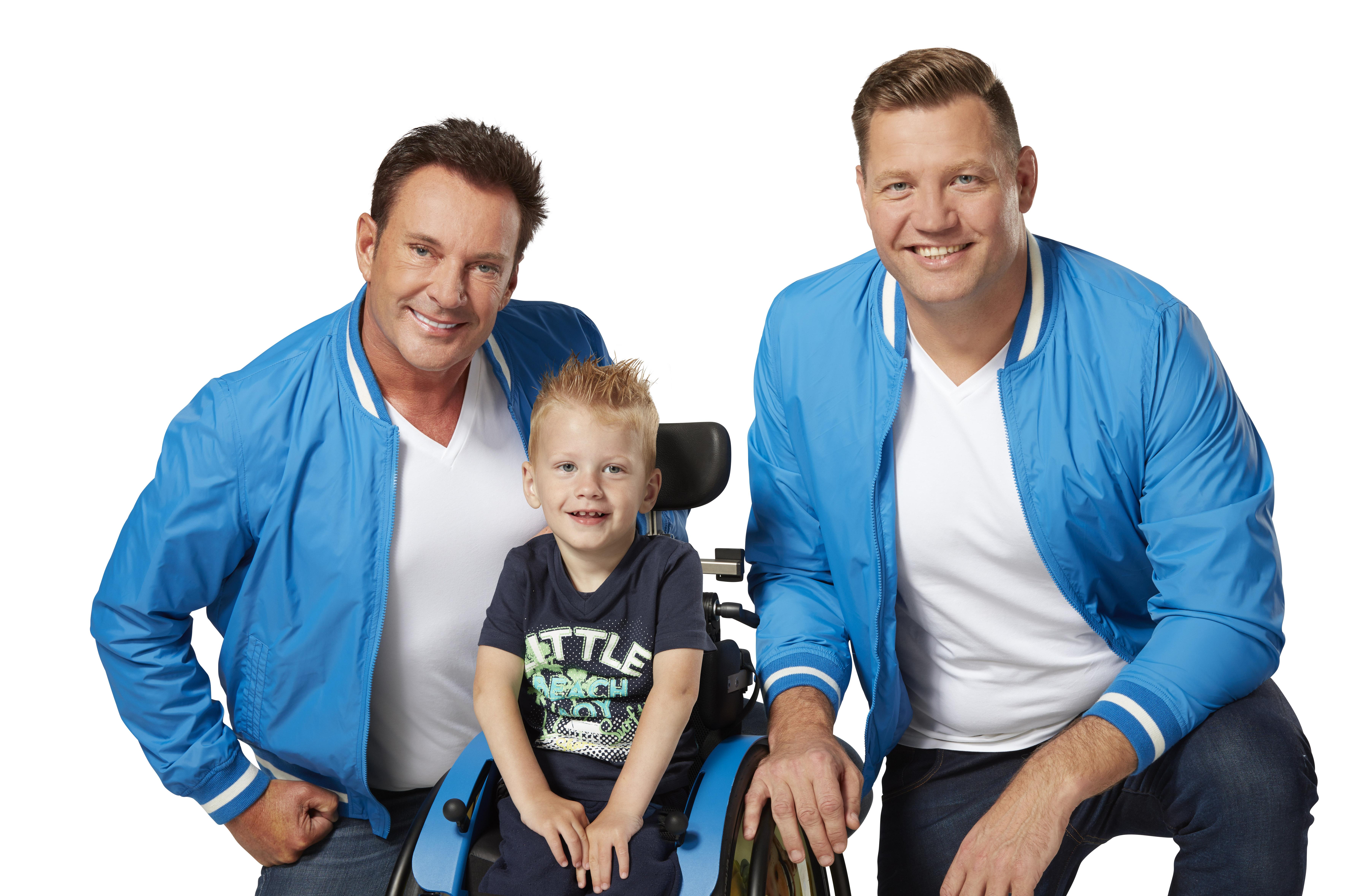 Dennis, Gerard en Guus