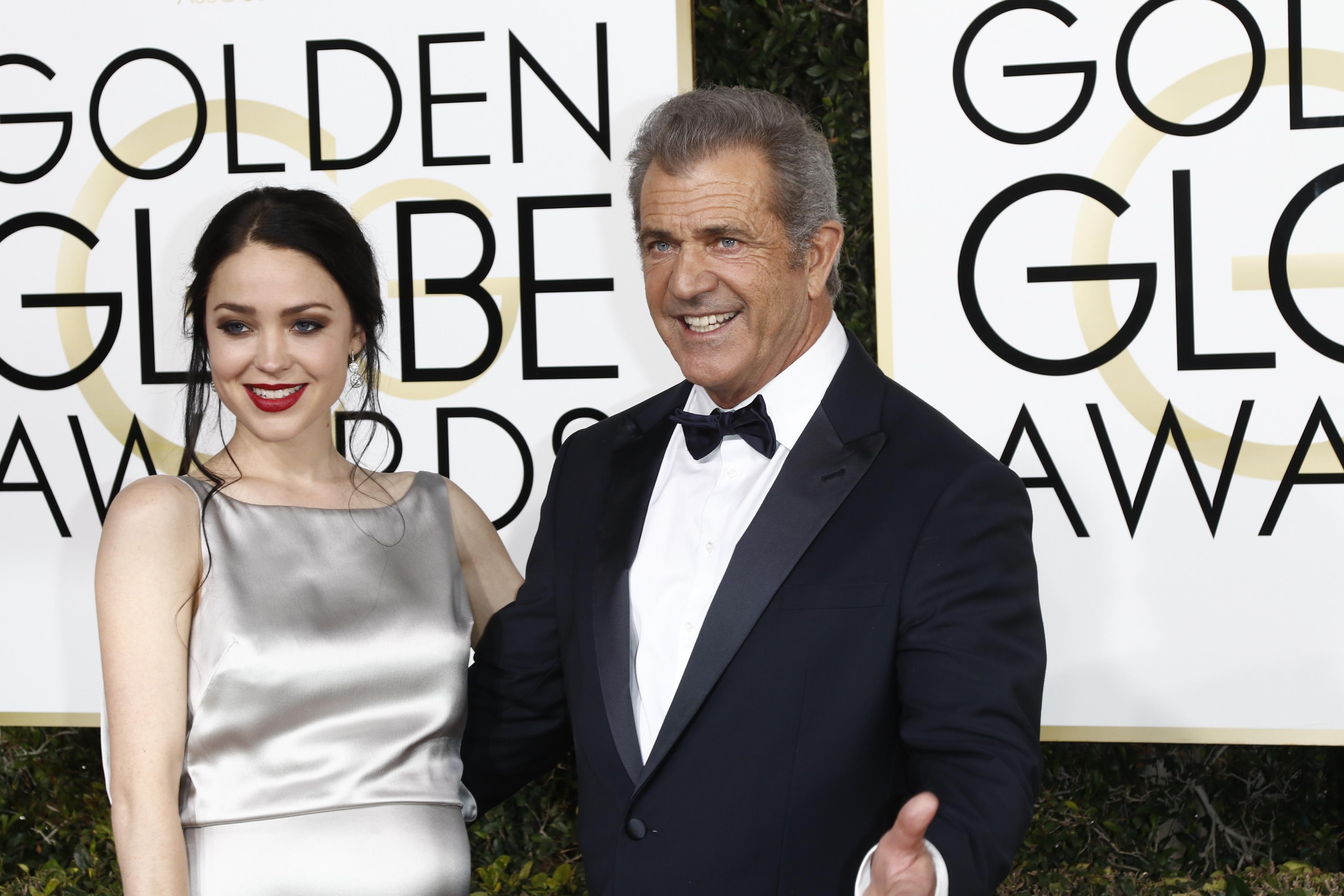 Mel Gibson voor de negende keer vader