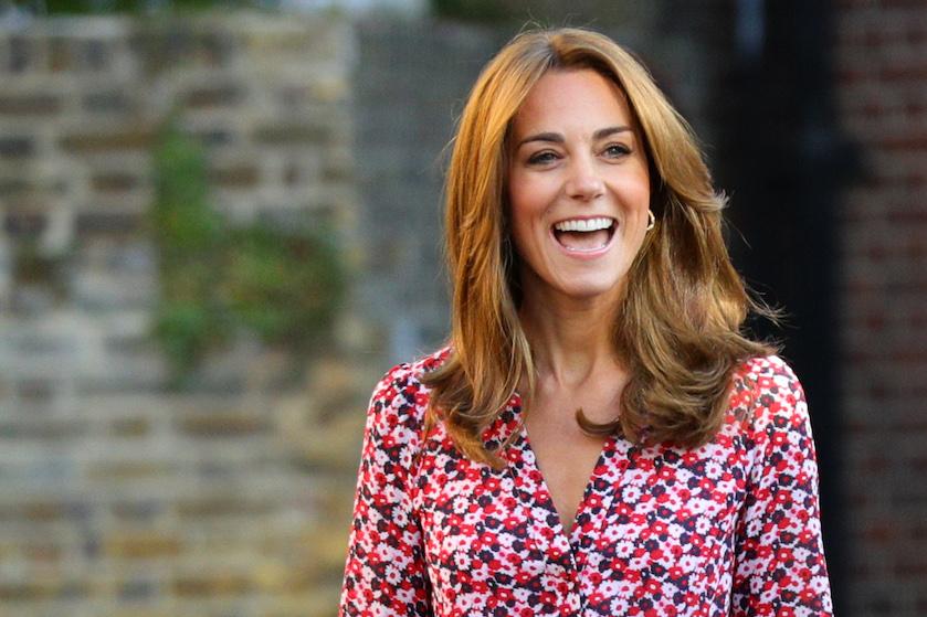 Dit is de reden waarom Kate Middleton haar verlovingsring niet meer draagt