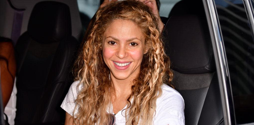 Pics don't lie: Shakira heeft nu knalroze haar