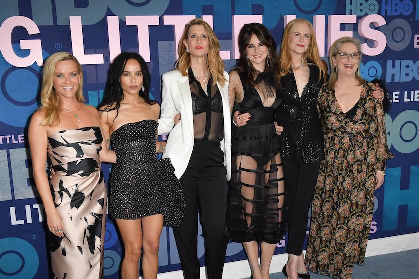 Nicole Kidman vertelt over het tweede seizoen van 'Big Little Lies'