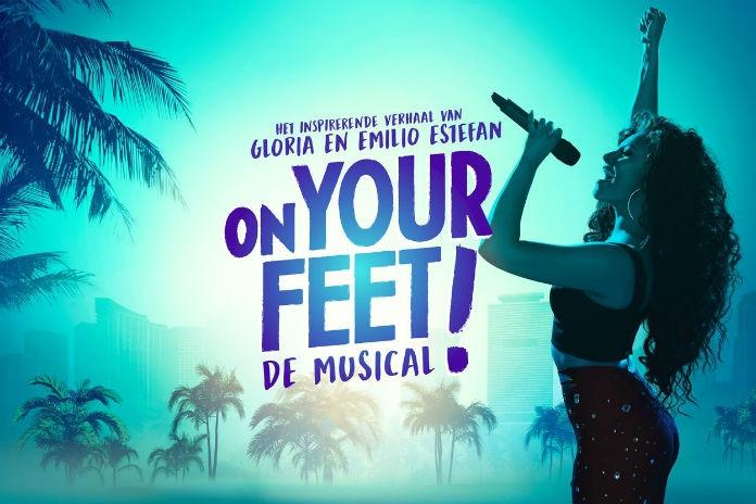 Begin het jaar met een feestje: € 15,- korting op de musical On Your Feet