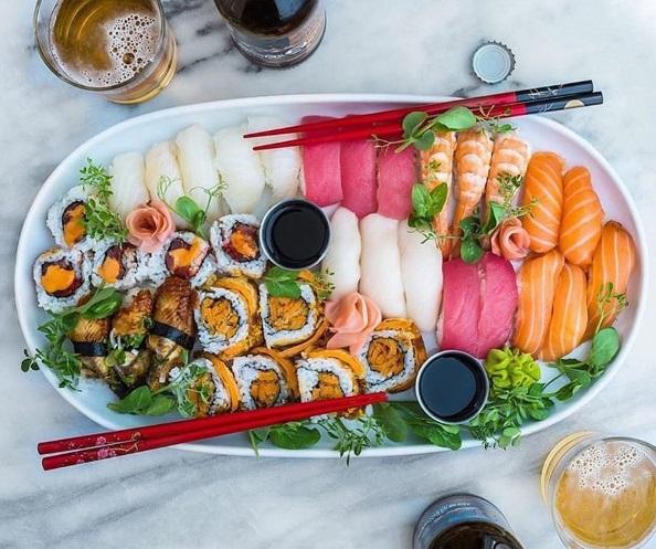 COOL: Amsterdam krijgt eigen Sushi Festival