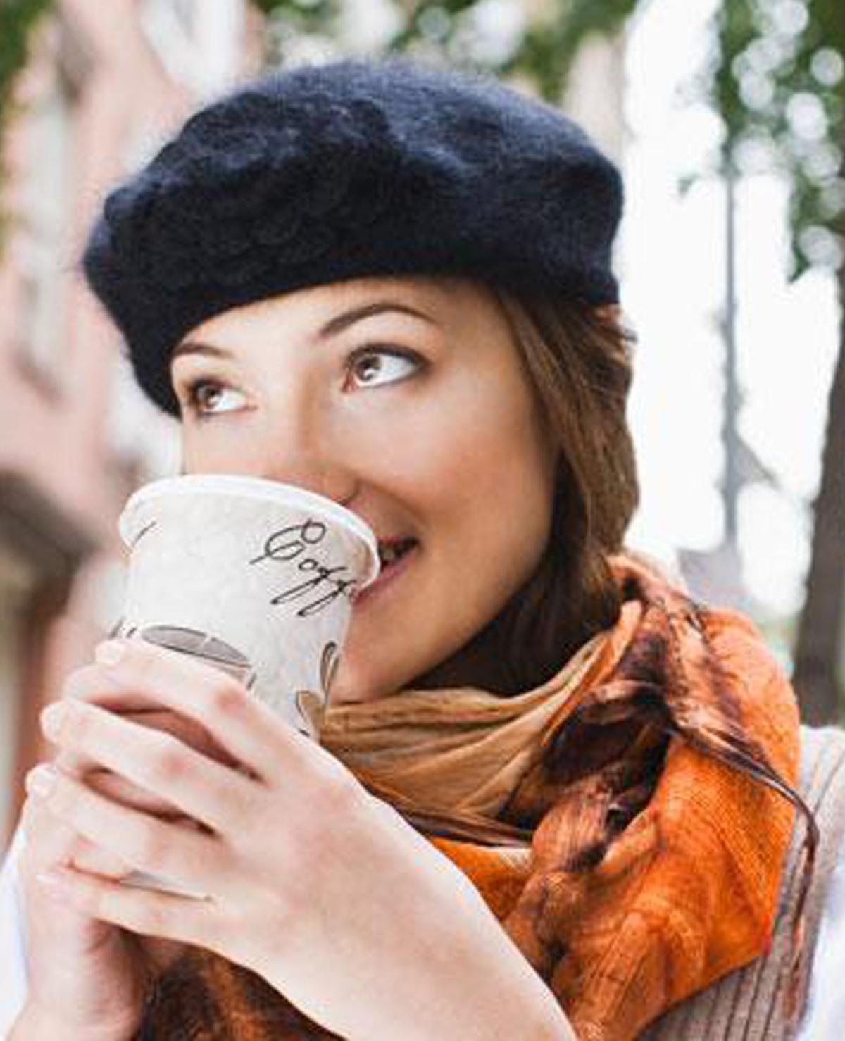 Zo kom je af van die vieze koffie-adem!