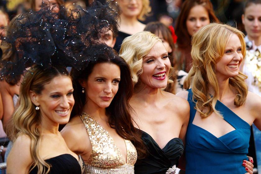 'Sex and the City'-actrice over bijrol in 'Friends': 'Ik was doodsbang'