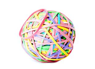Rubberen elastieken: 10 handige toepassingen