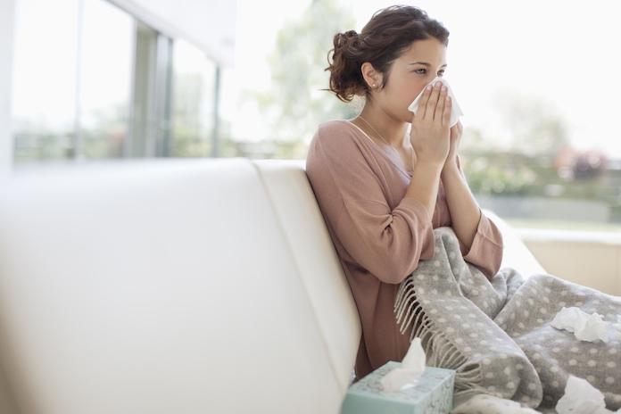 Getroffen door de griep? Van dít eten en drinken knap je weer op