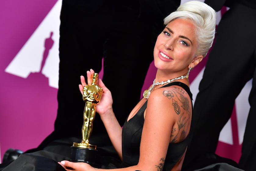 Niet Bradley Cooper, maar déze Hollywoodacteur is de nieuwe liefde van Lady Gaga