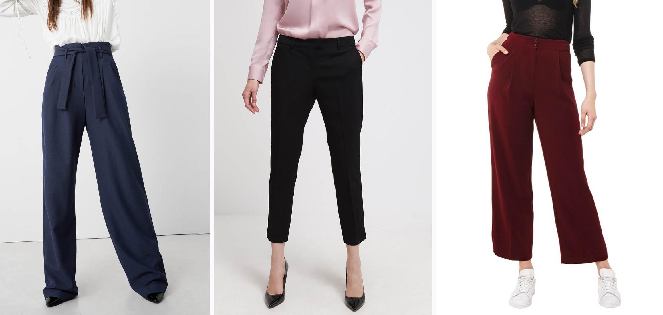 Shoppen: Altijd classy in één van deze 19 pantalons
