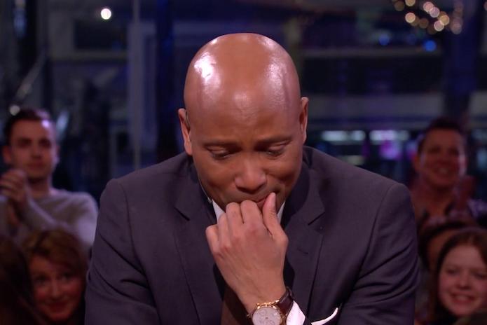 Humberto moet tranen bedwingen: 'Ik stop met 'RTL Late Night' en het is níet mijn keus'
