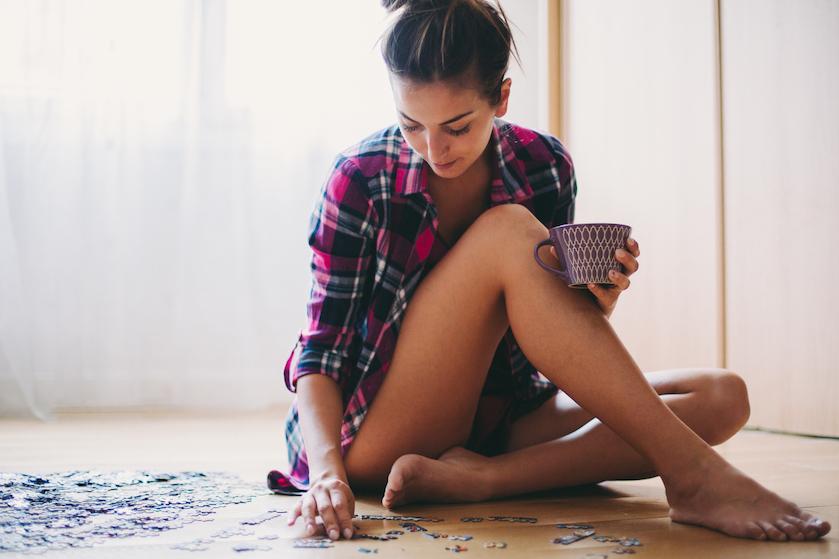 Momentje voor jezelf: hierom helpt puzzelen zo goed om te ontspannen