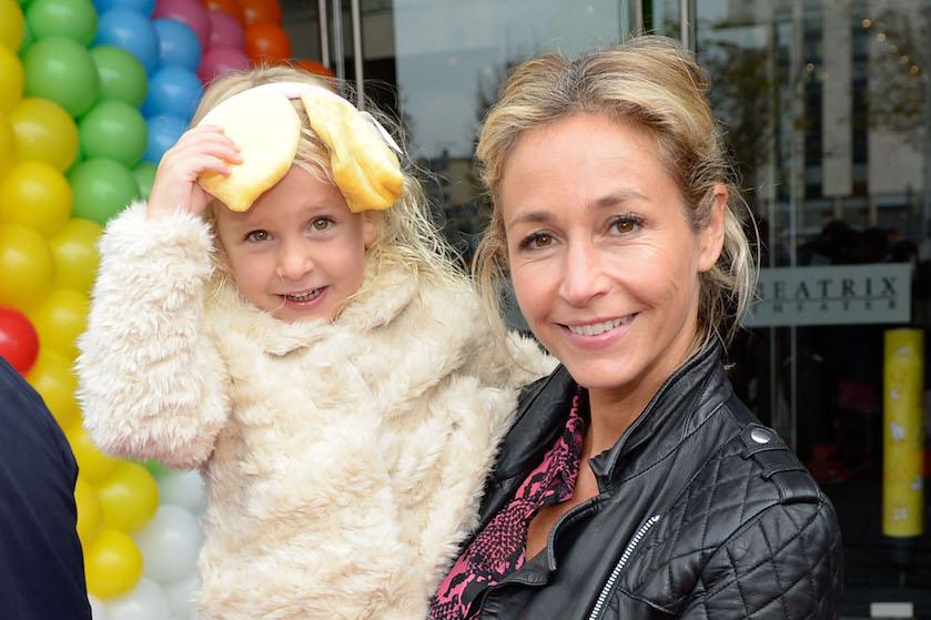 Als twee druppels water: Wendy van Dijk deelt foto's van jarige dochter (9)
