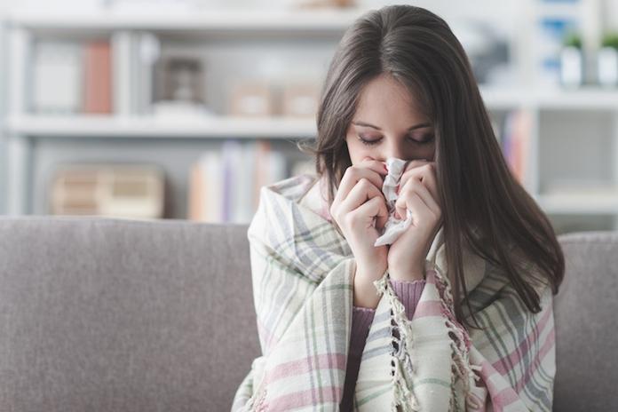 Van deze vieze voorwerpen in huis kun je griep krijgen