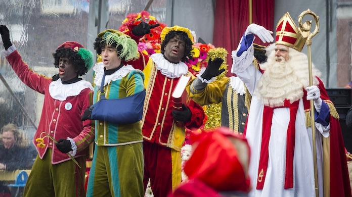 Dit jaar geen gekleurde Pieten meer in het Sinterklaasjournaal