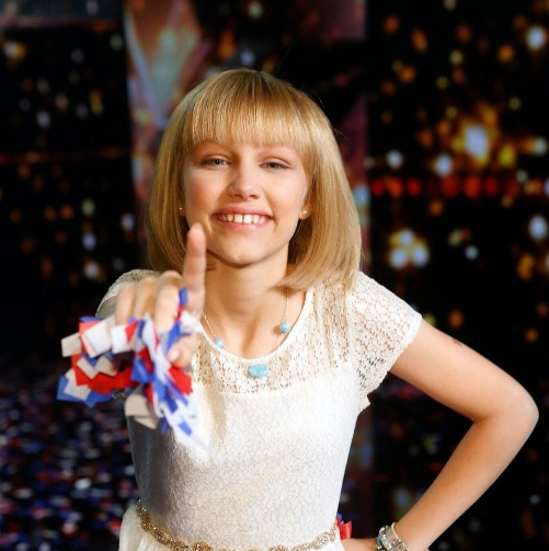 Zien: Winnares 'America's Got Talent' verrast door Taylor Swift