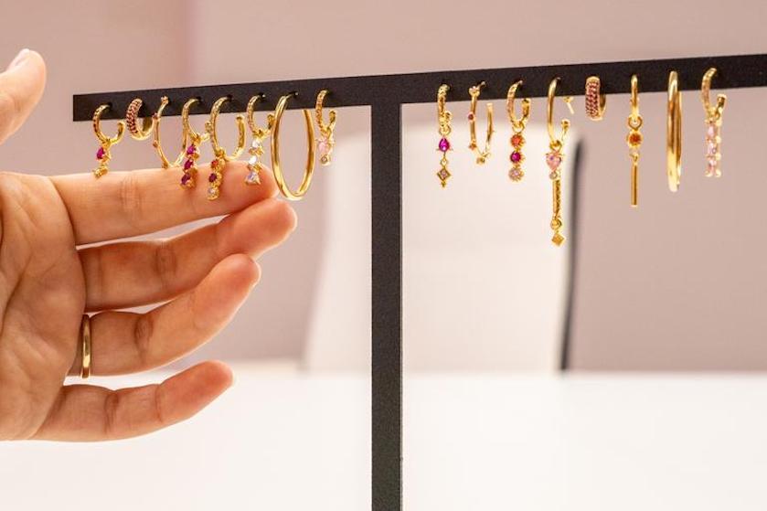 Mooie sieraden van Eline Rosina met leuke kortingen voor onze lezeressen