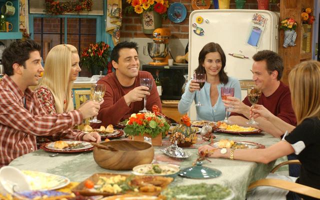 Dit zijn de lekkerste gerechten uit Friends
