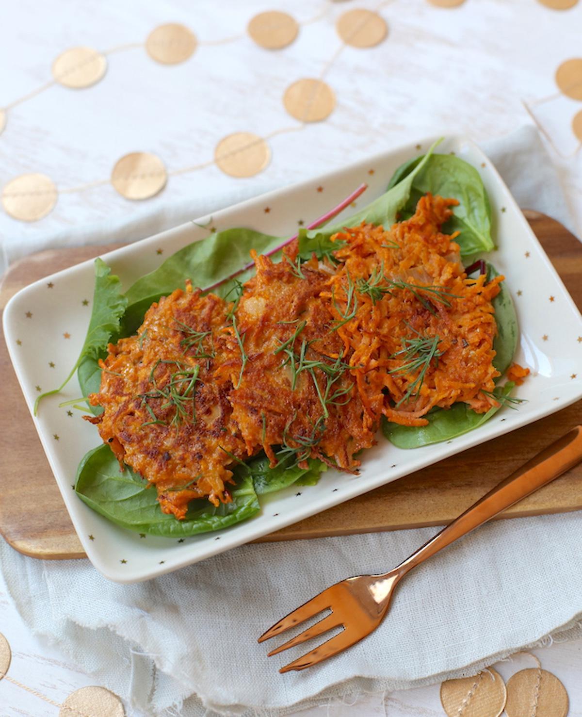 Zo gemaakt: zoete-aardappelkoekjes