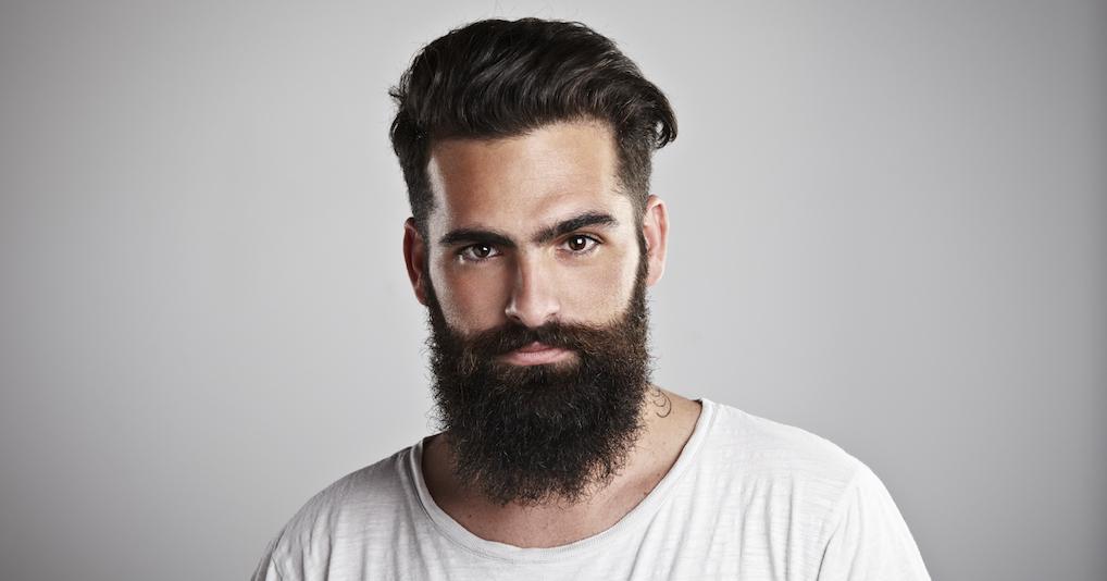Een baard? Dat is voor de vrouwtjes