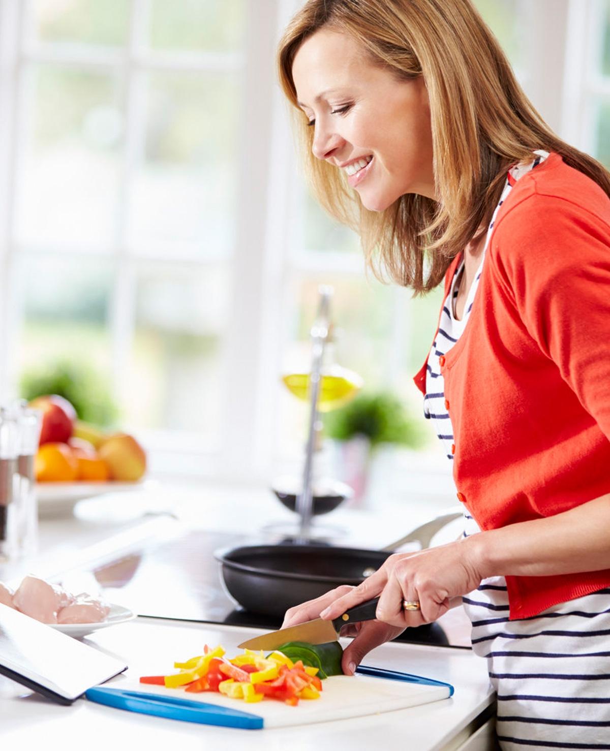 Snijtechnieken voor keukenprinsessen