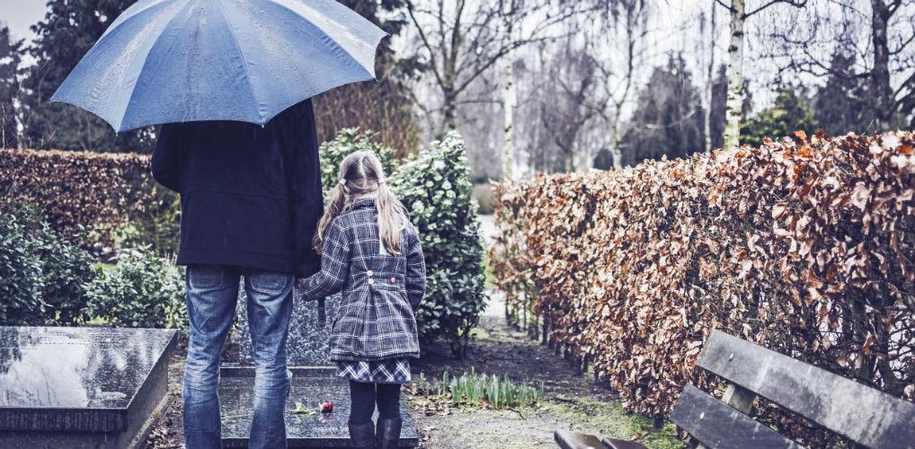 Kurt verloor zijn vrouw tijdens de bevalling: 'Ik hoop elke dag te ontwaken uit deze nachtmerrie'