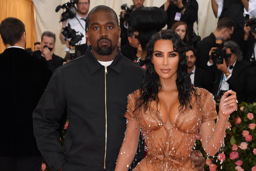 Hallelujah! Kim Kardashian en Kanye West noemen hun vierde kind Psalm West